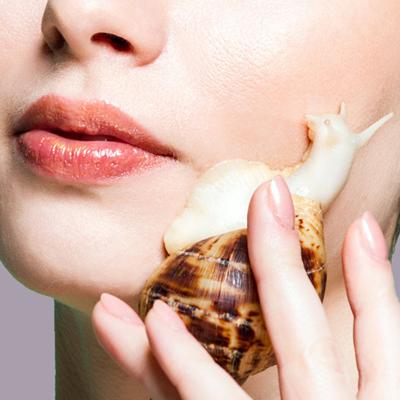 Properties of snail mucus