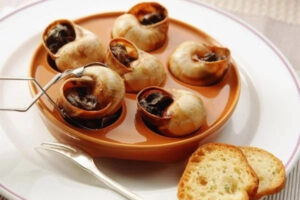 WHAT IS THE BENEFIT OF SNAIL MEAT?