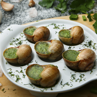 WHAT SNAILS CAN YOU EAT?