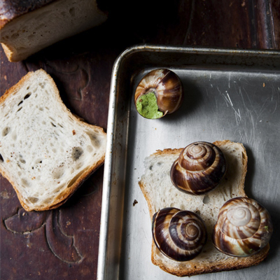 IS IT POSSIBLE TO EAT GRAPE SNAILS?